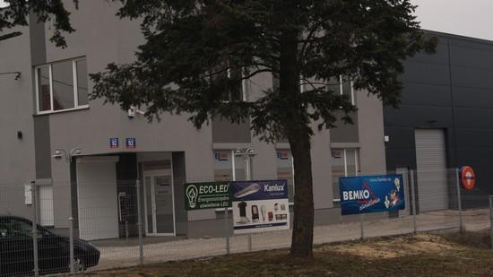 Elzak Siedziba Główna